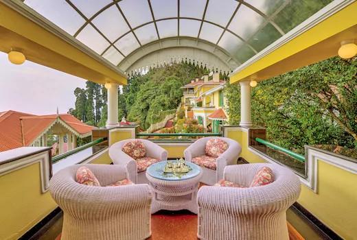 โรงแรม เมย์แฟร์ ดาร์จีลิ่ง Mayfair Darjeeling